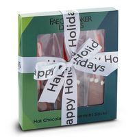 326185003-153 - 3 Piece Hot Chocolate Peppermint Stick Gift Box - thumbnail