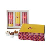 326185904-153 - 3 Way 8 inch Cookie Gift Tube Set in Mailer Box - thumbnail