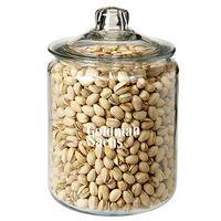 334419205-153 - Gallon Glass Jar - Pistachios - thumbnail
