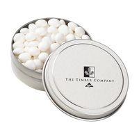 334547519-153 - Small Round Tin - White Mints - thumbnail