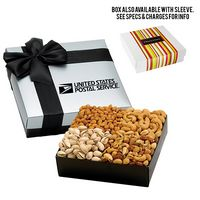 352098190-153 - Elegant Gift Box - Nut Quartet - thumbnail