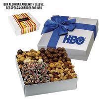 512530946-153 - Elegant Gift Box - Gourmet Delights - thumbnail