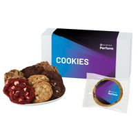 536185076-153 - Fresh Baked Cookie Gift Set - 15 Assorted Cookies - in Gift Box - thumbnail
