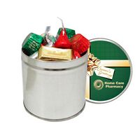 544096141-153 - Hershey's® Holiday Mix in Half Quart Tin - thumbnail