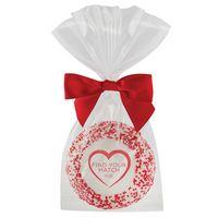 596195397-153 - Valentine's Day Sugar Cookie Gift BAG- Valentine's Day Sugar Cookie Gift Bag - thumbnail
