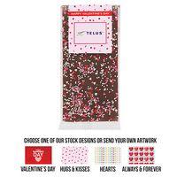 705549386-153 - All My Love Belgian Chocolate Bar - 3.5 Oz. - thumbnail