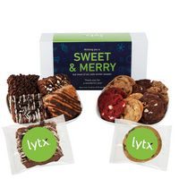736185079-153 - Fresh Baked Cookies & Brownies Gift Set - 10 pieces - in Gift Box - thumbnail