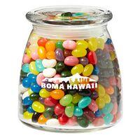 754417662-153 - Vibe Glass Jar - Gourmet Jelly Beans (27 Oz.) - thumbnail