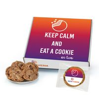 756185717-153 - Fresh Baked Cookie Gift Set - 36 Chocolate Chip Cookies - in Mailer Box - thumbnail