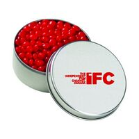 761080044-153 - Large Round Tin - Red Hots - thumbnail
