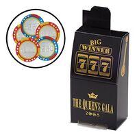 762099052-153 - Slot Machine Box - Poker Chips (5 pieces) - thumbnail