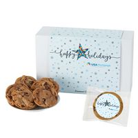 766185089-153 - Fresh Baked Cookie Gift Set - 24 Chocolate Chip Cookies - in Gift Box - thumbnail