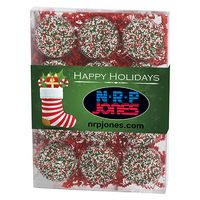 775179318-153 - Chocolate Covered Oreo® Gift Box - Holiday Sprinkles (12 pack) - thumbnail