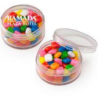 781997929-153 - Round Container w/ Mini Gum (1.5 Oz.) - thumbnail