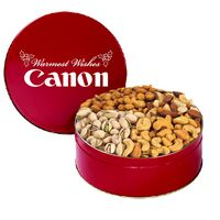 911249180-153 - Extra Large 4 Way Nut Tin - thumbnail