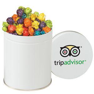 924553983-153 - Corporate Color Popcorn Tin (Quart) - thumbnail
