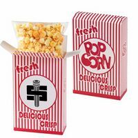 932530883-153 - Striped Popcorn Box - Cheddar Popcorn - thumbnail