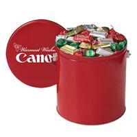 944096147-153 - Hershey's Holiday Mix in Gallon Tin - thumbnail