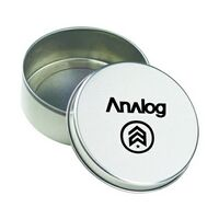 951080072-153 - Large Round Tin - Empty - thumbnail
