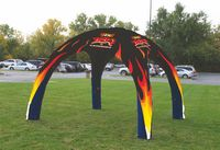 304556612-157 - 15 ft x 15 ft (10 ft H) Inflatable Event Tent - Full Bleed - thumbnail