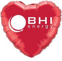 "981575385-157 - 18"" Heart Microfoil Balloon 1-color / 1-side Print - thumbnail"