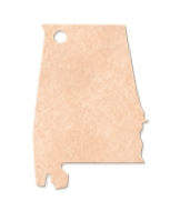 "105802326-174 - 15""x9"" Epicurean Alabama Shaped Cutting Board - thumbnail"