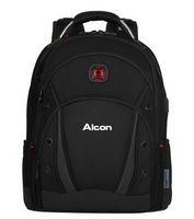 """105956673-174 - Synergy Pro Deluxe Ballistic Deluxe 16"""" Laptop Backpack - thumbnail"""