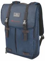"125073631-174 - Victorinox Flapover Laptop Backpack 15.6"" Expandable Padded Computer Pack with Tablet Pocket - thumbnail"