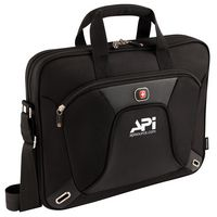 "555073449-174 - Wenger® ADMINISTRATOR 16"" Laptop Briefcase - thumbnail"