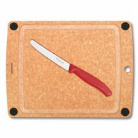 586225710-174 - Combination Set All-In-One Medium Cutting Board w/Utility Knife - thumbnail