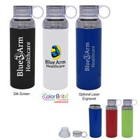 116114844-816 - 20 Oz. Bronx Stainless Steel Bottle - thumbnail