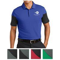135551475-816 - Nike Dri-FIT Sleeve Colorblock Modern Fit Polo - thumbnail