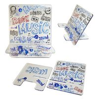 135551574-816 - Acrylic Phone Stand - Small - thumbnail