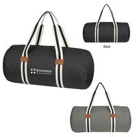 155517954-816 - Capetown Heathered Duffel Bag - thumbnail