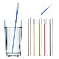 156044930-816 - Park Avenue Stainless Steel Straw - thumbnail
