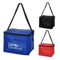 156345599-816 - Lunch Cooler Bag With 100% RPET Material - thumbnail