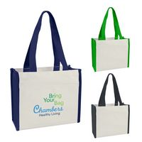 183122752-816 - Heavy Cotton Canvas Tote Bag - thumbnail