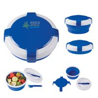 194964628-816 - Silicone Collapsible Lunch Set - thumbnail