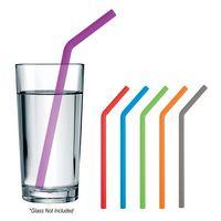 195974527-816 - Bent Silicone Straw - thumbnail