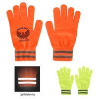 196364488-816 - Reflective Safety Gloves - thumbnail