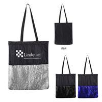 306022801-816 - Flip Sequin Tote Bag - thumbnail
