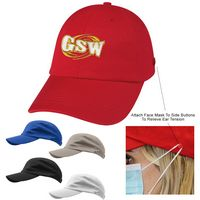 306377420-816 - Washed Cotton Mask Cap - thumbnail