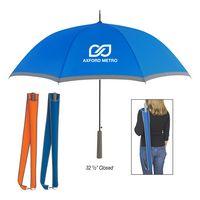 """312864876-816 - 46"""" Arc Two-Tone Umbrella - thumbnail"""