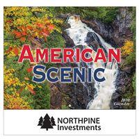 316064253-816 - 2020 American Scenic Wall Calendar - Stapled - thumbnail