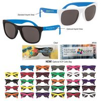 326010560-816 - Rubberized Sunglasses - thumbnail