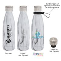 326033236-816 - 16 Oz. Marbled Swiggy Bottle - thumbnail