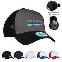 345372154-816 - New Era® Snapback Contrast Front Mesh Cap - thumbnail