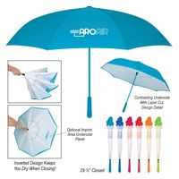 "355770109-816 - 48"" Arc Bellissimo Inversion Umbrella - thumbnail"