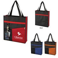 385268888-816 - Non-Woven Fashionable Tote Bag - thumbnail