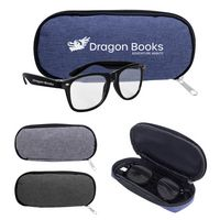 396130845-816 - Reader Glasses With Zippered Pouch - thumbnail